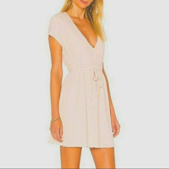 House of Harlow 1960 Pink Charlet Dress